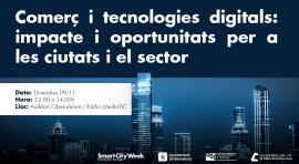 Conferencia sobre el comercio y las tecnologías digitales en el marco de la Smart City Week