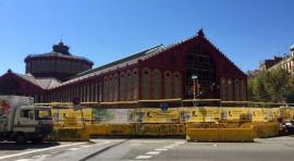 Els veïns de l'entorn del Mercat de Sant Antoni guanyaran nous espais de barri