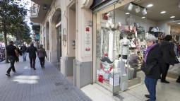 Petit comerç a Barcelona que disposa de pàgina web