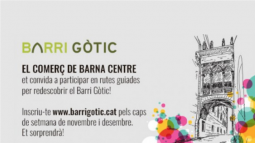 Guided tours to rediscover the Gòtic neighbourhood