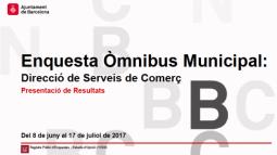 """portada de """"Òmnibus Municipal"""". Julio 2017"""