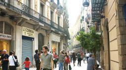 Podeu participar a les Jornades sobre el futur dels eixos comercials de Barcelona