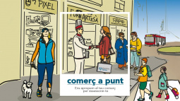 Comerç a Punt, un programa de Barcelona Activa orientado al comercio