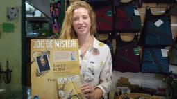 """Luz, trader who participates at """"Joc de Misteri"""""""