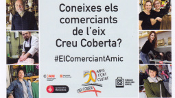 #ElComerciantAmic [the friendly retailer] campaign