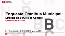 [PDF-català] Òmnibus municipal desembre de 2017