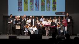 Una exposició i un premi reten homenatge al comerç de proximitat