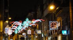 Les subvencions d'enllumenat nadalenc, en marxa