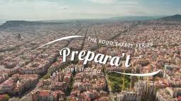 """Imatge del vídeo musical """"Prepara't"""" de l'acció de comunicació"""