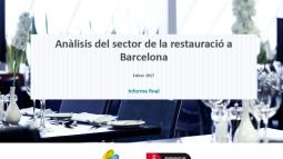 Análisis del sector de la restauración en Barcelona