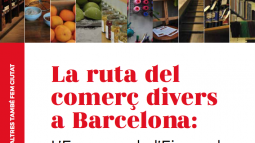 Barcelona's diverse commerce route: Esquerra de l'Eixample and Sant Antoni