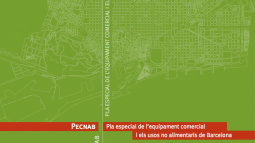 Front cover of PECNAB. Special Plan for Commercial Non Food Outlets in Barcelona 2007