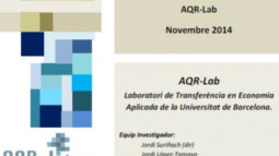 Evaluación de la apertura de los comercios los domingos de verano en la ciudad de Barcelona. noviembre 2014