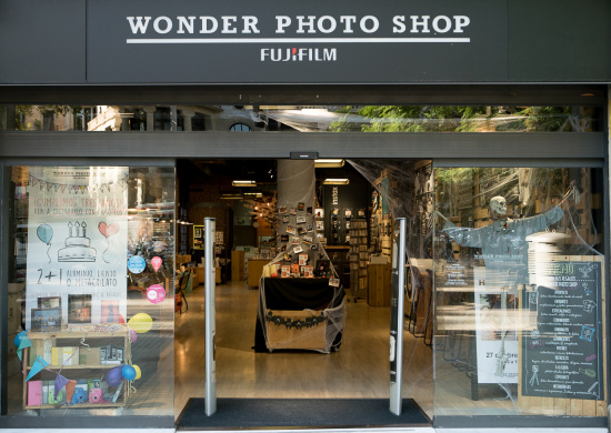 PREMI AL COMERÇ INNOVADOR  Wonder Photo Shop