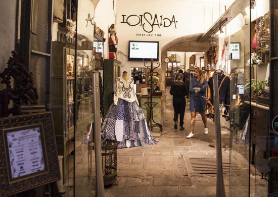 Premi a l'establiment comercial: Loisaida