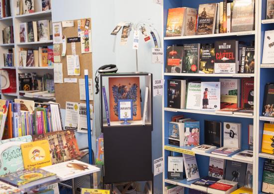 Premi al comerç cultural de proximitat: Personal Book