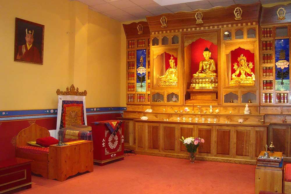 Centre Budista Kagyu Samye Dzong.