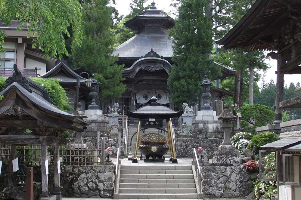 Temple Saiho-ji (Kyoto, Japó). Temple zen.
