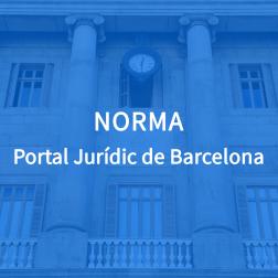 NORMA- Portal Jurídic de Barcelona