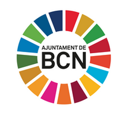 Logotip del web Barcelona Agenda 2030