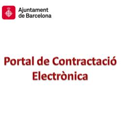 logo portal de contractació electrònica