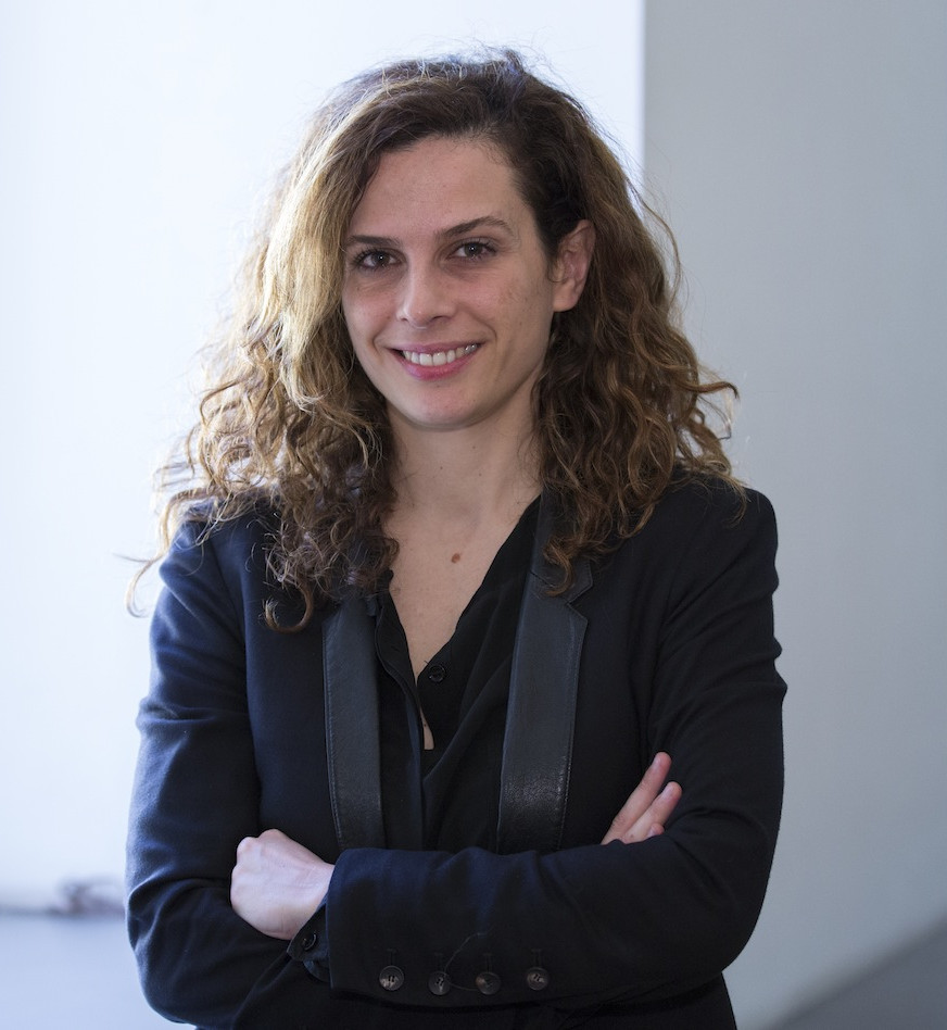 Francesca Bria. Commissioner for Digital Technology and Innovation. Barcelona City Council.