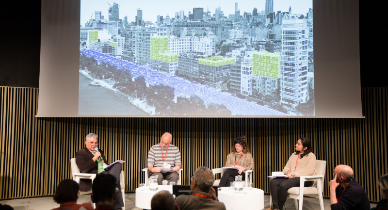 CAH i ATRI, guanyadors del repte BCN-NYC sobre habitatge assequible, presenten la seva proposta