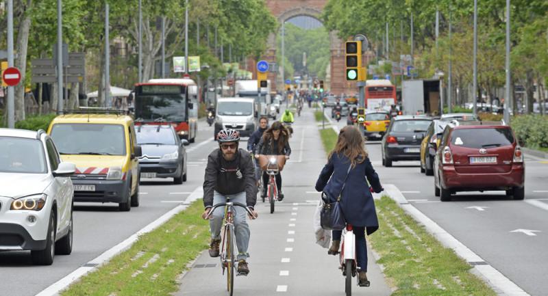 Com es pot optimitzar la gestió de la mobilitat als accessos a la ciutat?
