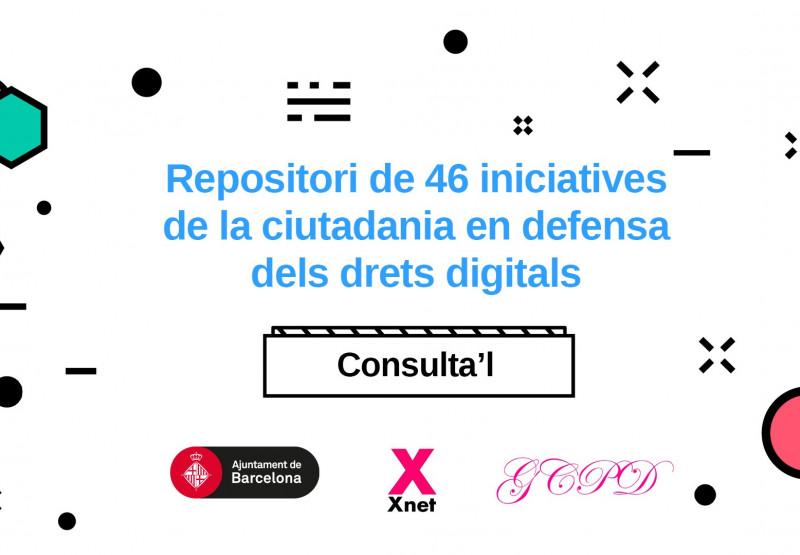 Banner informativo sobre el Ecosistema ciudadano por los derechos digitales