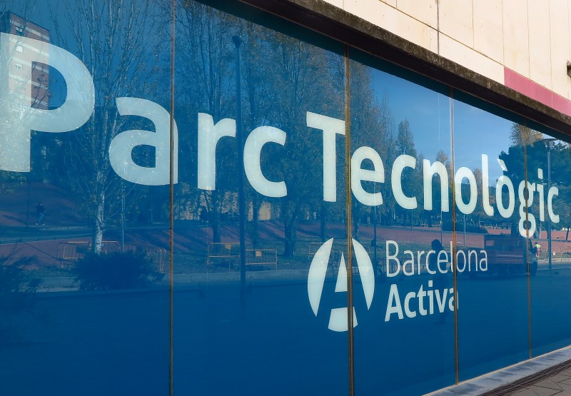 Parc Tecnològic de Barcelona Activa a Nou Barris.