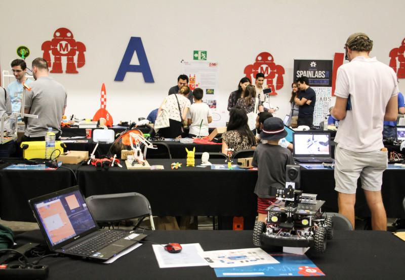 Maker Faire Barcelona 2017.