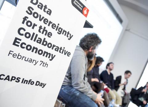 Inauguración de las jornadas europeas sobre innovación social digital.