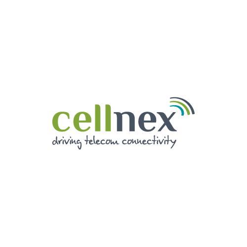 Logotip de Cellnex Telecom, finalista del repte social.
