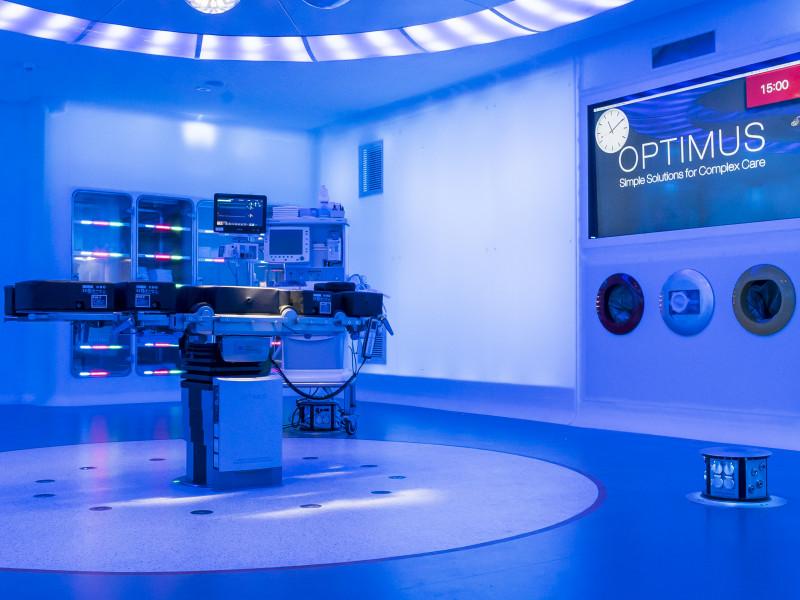 Tecnologia 5G als hospitals.