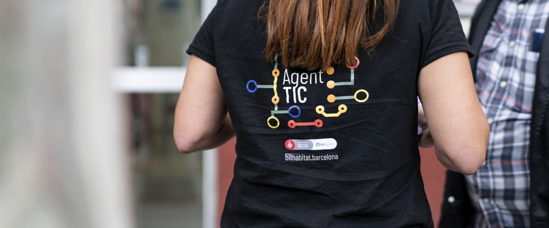 Una agent TIC de capacitació digital