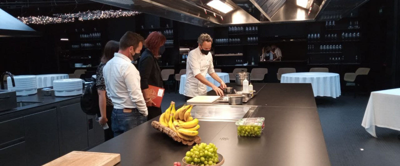 Laia Bonet visits the restaurant Cocina Hermanos Torres