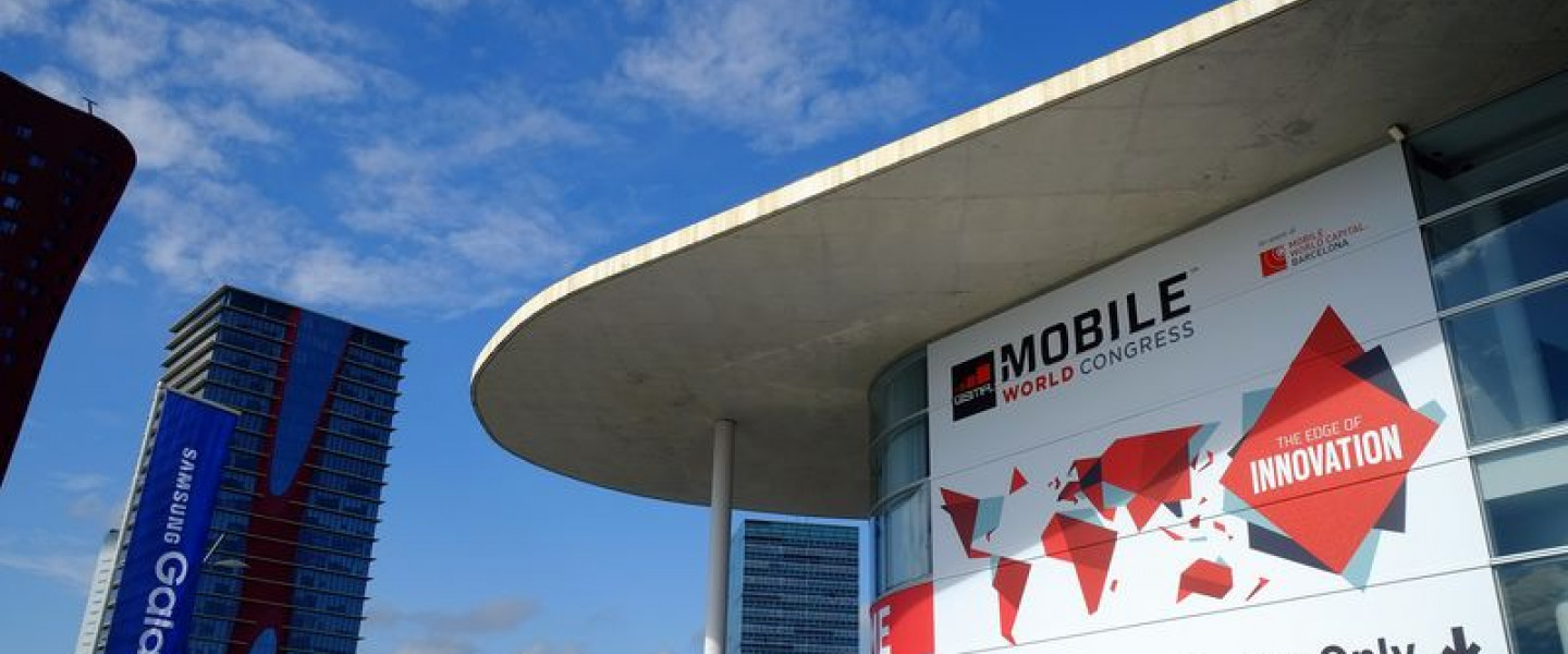 Mobile World Congress in Barcelona.