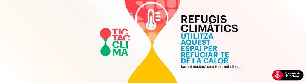 Red de refugios climáticos