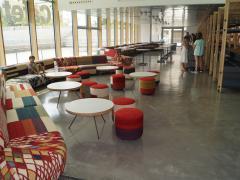 Cafeteria Disseny Hub Barcelona