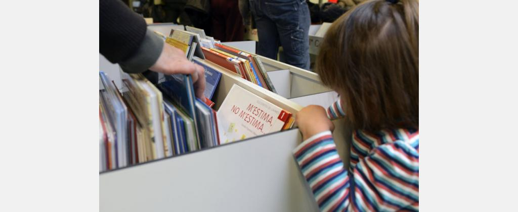 biblioteca El Clot - Josep Benet