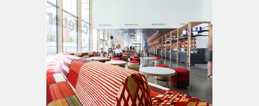Café Restaurant, photo Sauleda