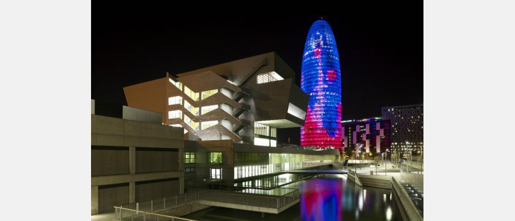 Disseny Hub Barcelona Autor: Iñigo Bujedo-Aguirre