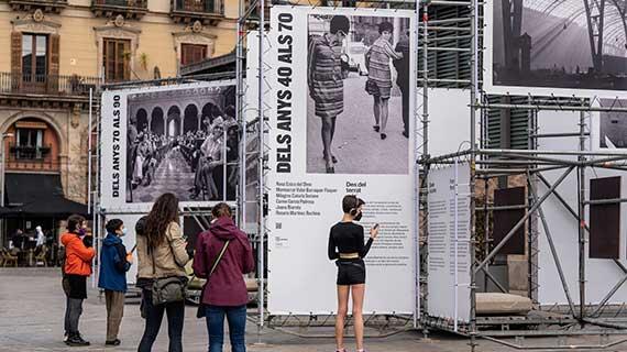 Exposición Barcelona Fotògrafes