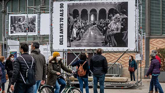 Barcelona Fotògrafes Exhibition