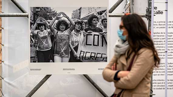 Exposició Barcelona Fotògrafes