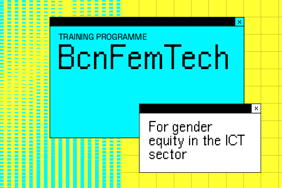Gender equity. Technology