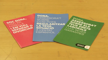 Picture PIAD notebooks on legal advice