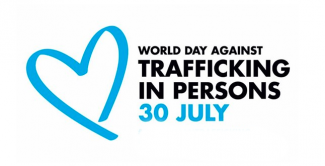 image of the day against human trafficking