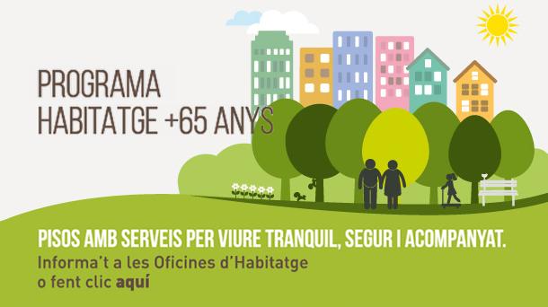 Programa vivienda mayores de 85 años