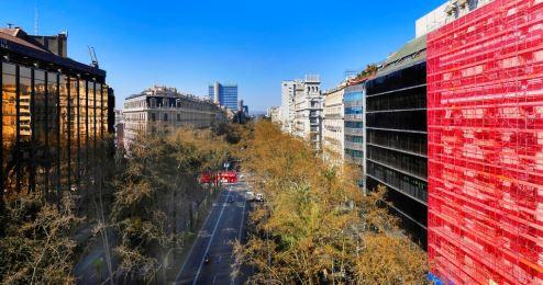 Habitatge Metròpolis Barcelona, SA